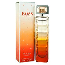 Boss Hugo - Orange sunset woman