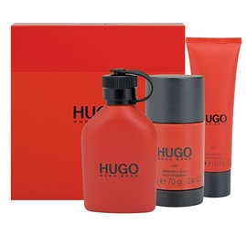 Boss Hugo - Red (edt 125ml +...