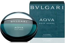Bvlgari - Aqua Men