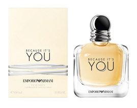 Armani Giorgio - Because it's you