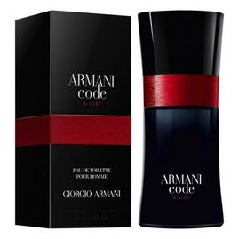 Armani Giorgio - Code A-List