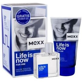 Mexx - Life is now men (zestaw...